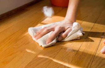 Как отмыть чернила с линолеума