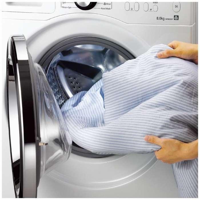 Как отстирать кровь с постельного белья в стиральной машинке?