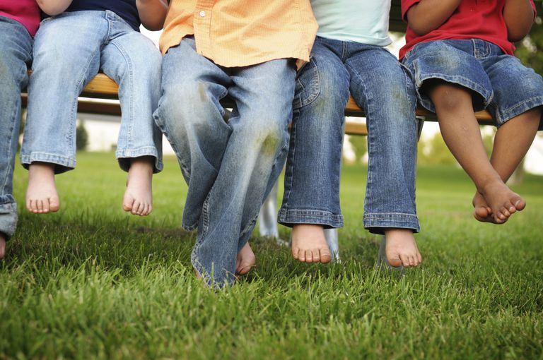 Как отстирать траву с джинс в домашних условиях