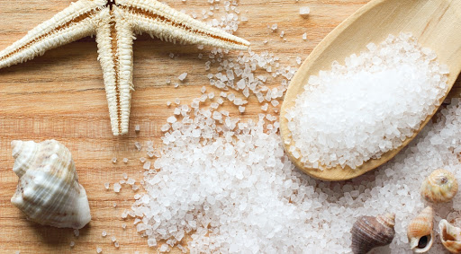 морская соль мыло хозяйственное йод