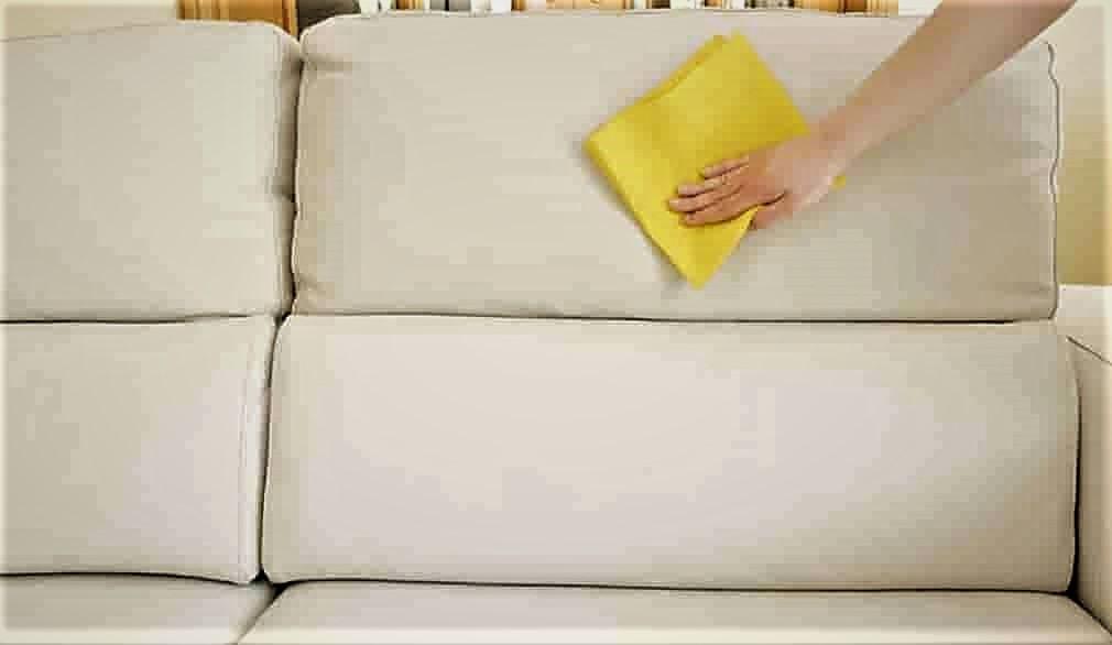 Как вывести чернила с дивана не испортив тканевую обивку