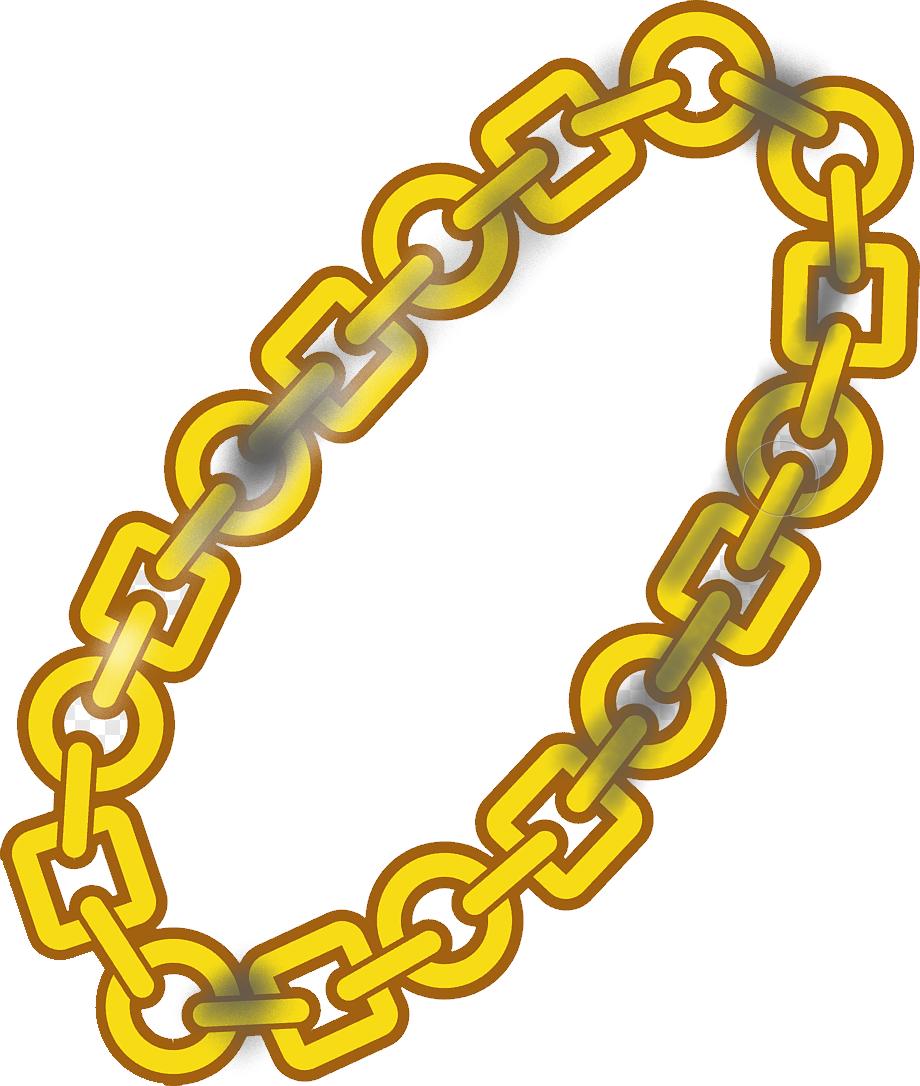 Как очистить золотую цепочку
