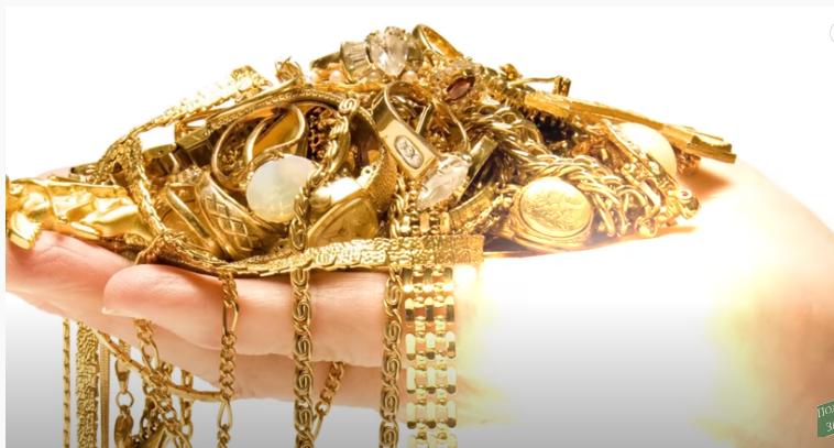 Пять способов вернуть золоту чистый блеск
